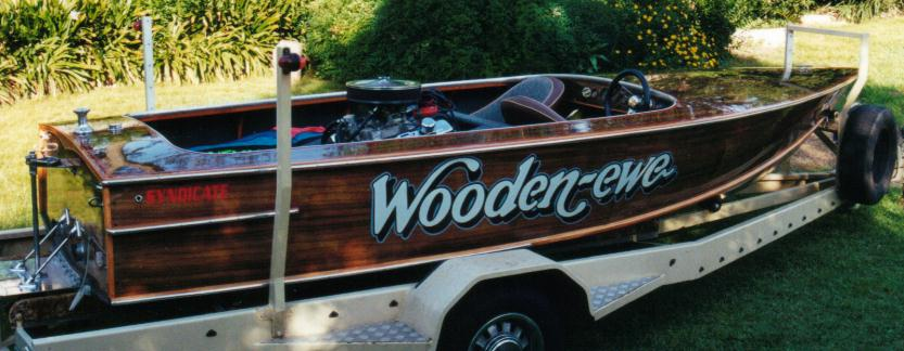 woodenewe