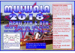 Mulwala Flyer 2018