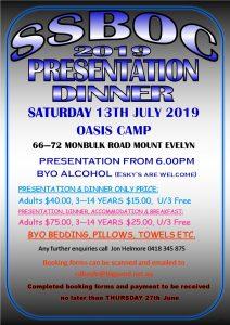 Presentation Flyer 2019